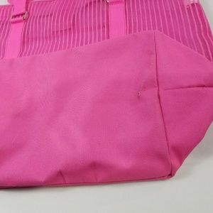 Target Bags - Target Extra Large Pink Tote Beach Bag Canvas